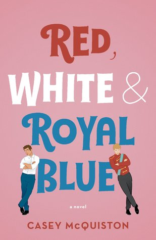 cover of Red, White, and Royal Blue